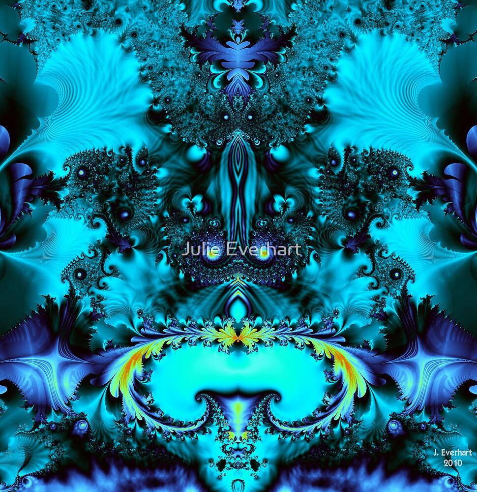 Turquoise Splendor by Julie Everhart