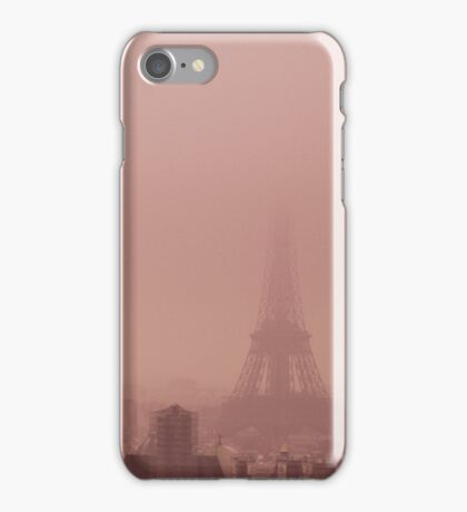 A foggy day iPhone Case/Skin