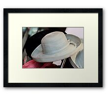 Hats!!!!!!! Framed Print