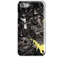 A Deluge of Plague and Stardust iPhone Case/Skin