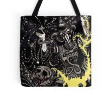 A Deluge of Plague and Stardust Tote Bag