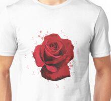 Rose Vector (illustrator) Unisex T-Shirt