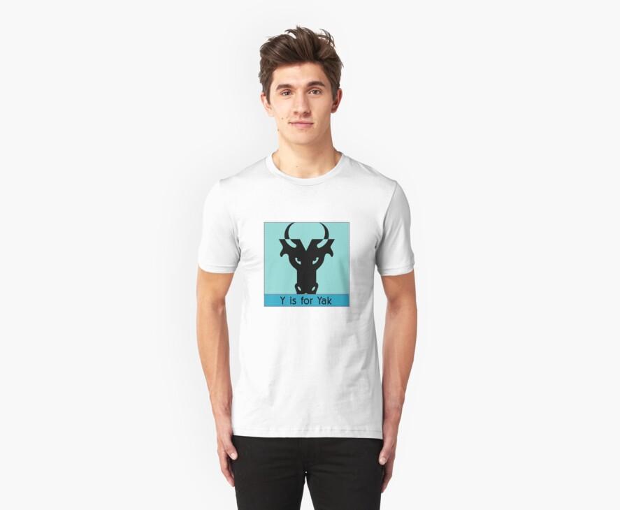Yak Animal Alphabet by Zehda