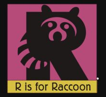 Raccoon Kids Clothes