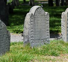 Family Grave Stones by BillCarlson