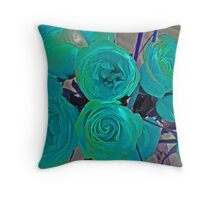 TONED Throw Pillow