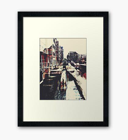 BrumGraphic #66 Framed Print