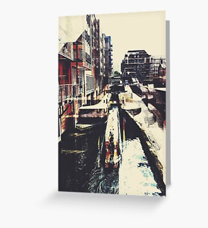 BrumGraphic #66 Greeting Card