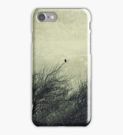 Nature ~ silhouettes iPhone Case/Skin