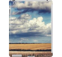 Clouds on a Saturday iPad Case/Skin