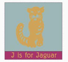 Jaguar Animal Alphabet by Zehda