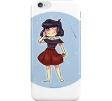 Stitched together heart iPhone Case/Skin