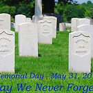 May We Never Forget!! by barnsis