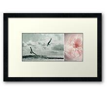 Nature ~ vintage Framed Print