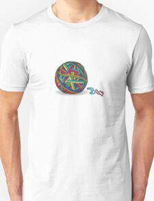 T-Shirt 34/85 (Workplace) by Ryan Stubna T-Shirt