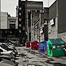 A back alley by PhotosByHealy