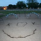 Smiley face cant you see it!!! :) by kathryn Jones