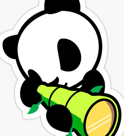 Bamboozooka! Sticker