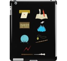 Harry Potter Through the Years Minimalist iPad Case/Skin