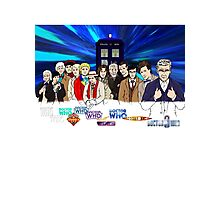 13 Doctors Photographic Print