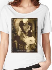 Vintage Flapper 2 Women's Relaxed Fit T-Shirt