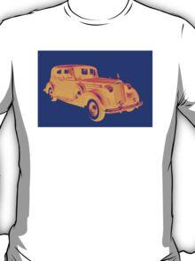 Colorful Packard Luxury Car Pop Art T-Shirt
