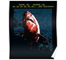 Dada shark Poster