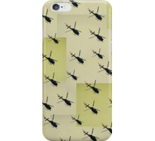 Helifly yellow iPhone Case/Skin