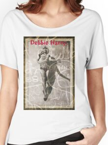 Debbie Harry Women's Relaxed Fit T-Shirt
