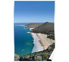 Paradise on Port Stephens Poster