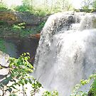 Brandywine Falls Cuyahoga Valley National Park by mwfoster