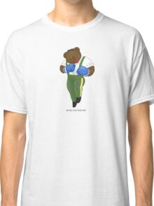 BEARS and FIGHTERS - Dudley Classic T-Shirt