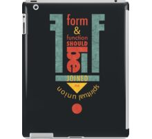 Form & Function iPad Case/Skin