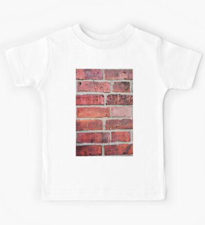 Brickwork Kids Tee