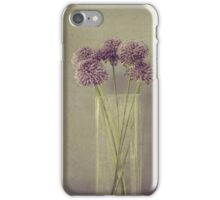 Fleurs iPhone Case/Skin