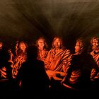 The Last Supper : Harmony in Black and Copper by Cary McAulay