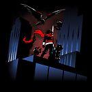 Hiryu The animated series! by coinbox tees