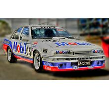 A tribute to Peter Brock Photographic Print