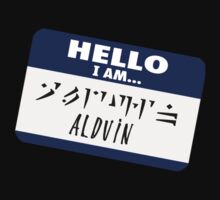 Hello I am - Alduin by nyaell