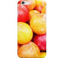 Food oranges iPhone Case/Skin