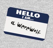 Hello I am - a werewolf by nyaell
