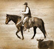 Bring in the herd by Kay Kempton Raade