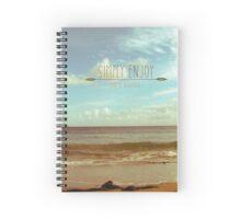 Enjoy Life Spiral Notebook