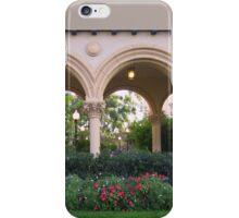 Arches of El Prado  iPhone Case/Skin