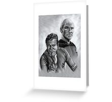 Passing of the Torch Greeting Card