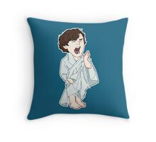 Sheetlock Throw Pillow