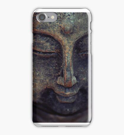 Buddha meditation iPhone Case/Skin