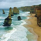 The Twelve Apostles by Michael Vickery
