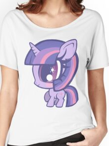 Weeny My Little Pony- Twilight Sparkle Women's Relaxed Fit T-Shirt