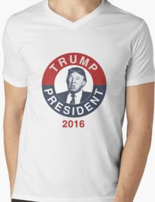 Donald Trump 2016 Mens V-Neck T-Shirt